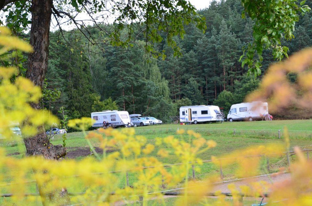 camping agroturystyka mazury